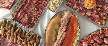 koud buffet klassiek  vanaf communie buffet tuin feestjes